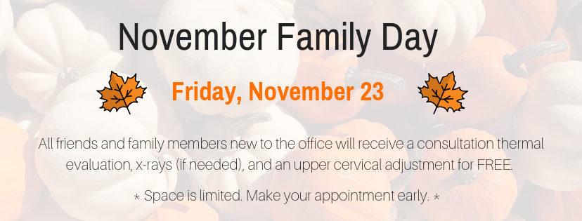 November 2018 Family Day Events (1)