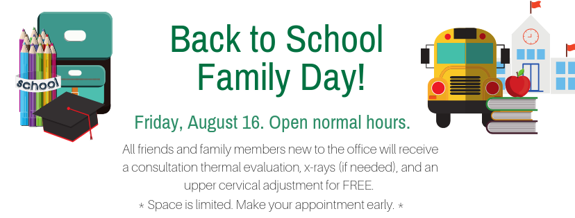 August 2019 Family Day