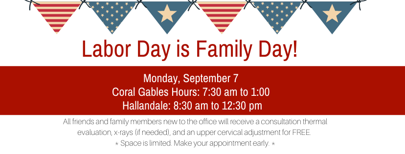 2020 Labor Day Family Day