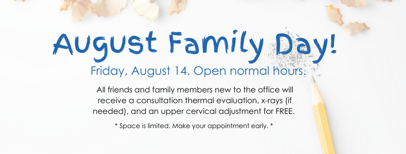August 2020 Family Day