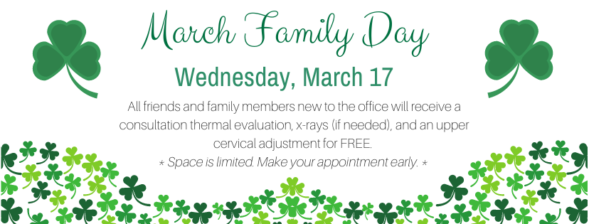 March 2021 Family Day